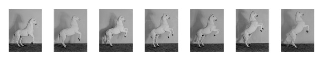 , '7 Horses,' 2017, Pace/MacGill Gallery