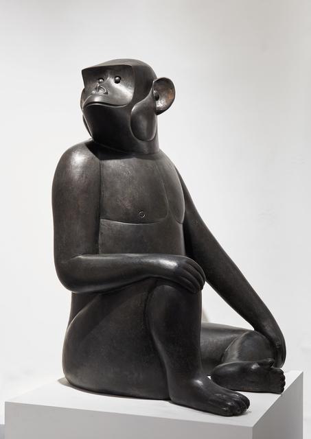 , 'Singe Avisé (Grand),' 2005-2008, Ben Brown Fine Arts