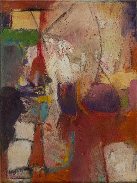 , 'Pace III,' 2017, David Barnett Gallery