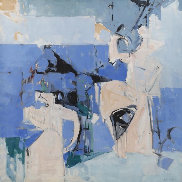 Paul Kallos, 'Composition', 1963, Millon
