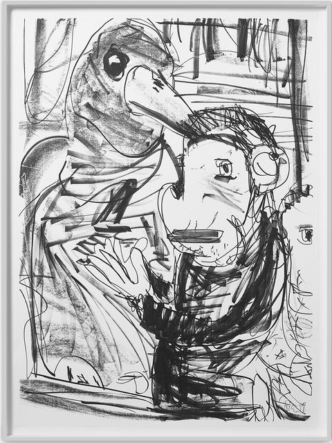, 'Emdiland (Jocko. Was machst du da?),' 2018, Ruttkowski;68