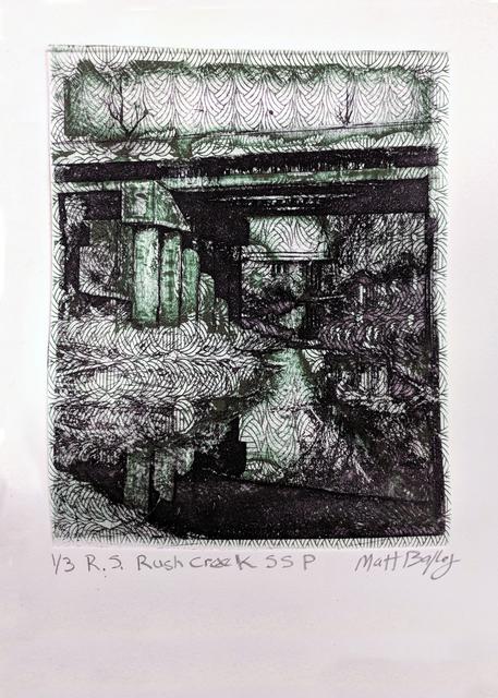 Matt Bagley, 'Rush Creek ', Ro2 Art
