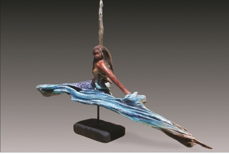 Bernie Houston, 'Water Yoga', Zenith Gallery