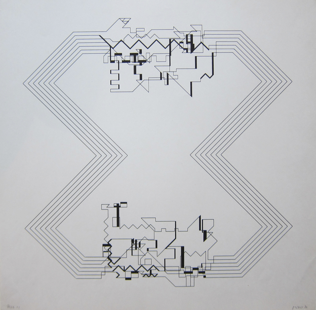 , 'P 22,' 1970, DAM Gallery