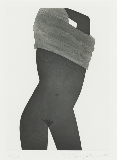 Tom Slaughter, 'Nude III', 2005, Childs Gallery