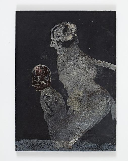 , 'Weg-Läufer,' 2010, LEVY Galerie