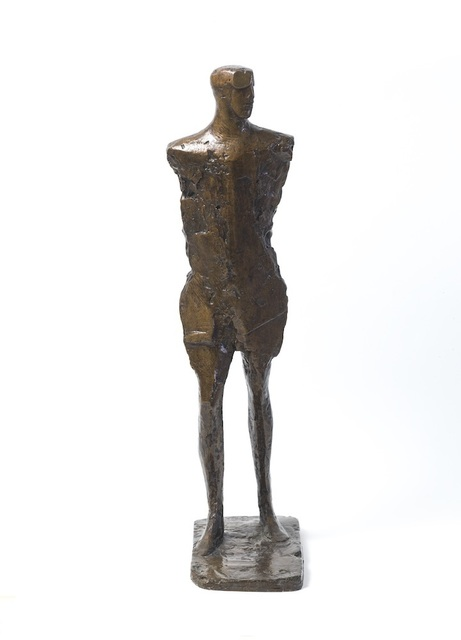 , 'Small Figure with Goggles,' 1968, Messums