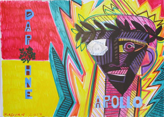 , 'Daphne Apollo,' 2017, Anaid Art