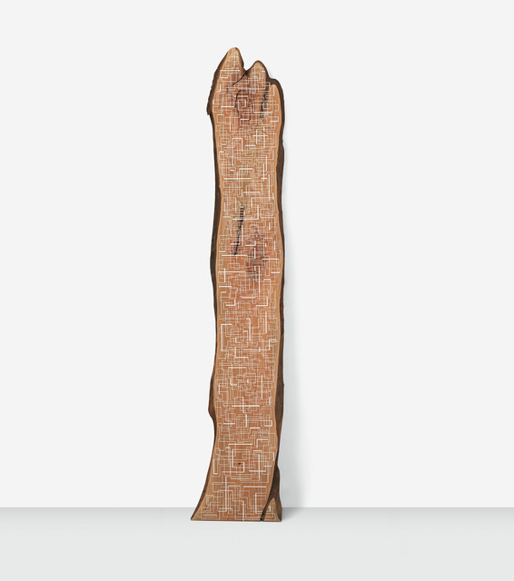 , 'One Line,' 2016, Miles McEnery Gallery