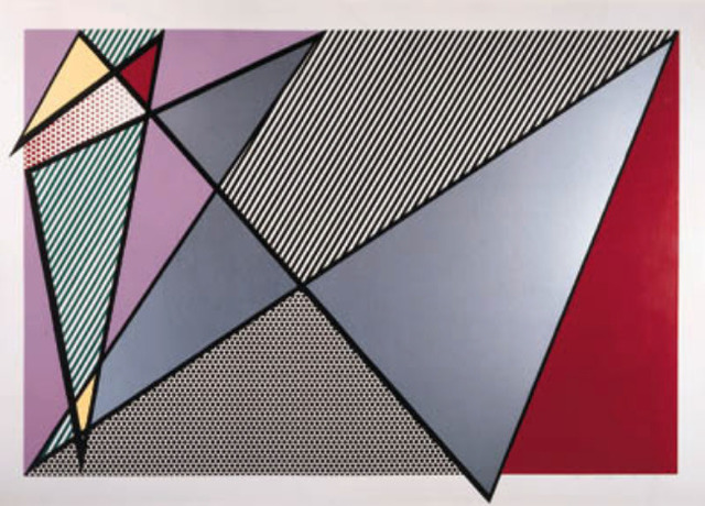 Roy Lichtenstein, 'Imperfect 224', 1988, Hamilton-Selway Fine Art