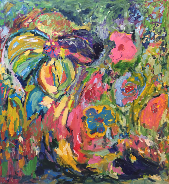 , 'Transformation Painting ,' 2017, L'INCONNUE