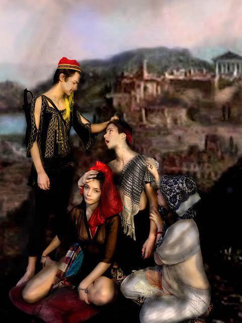 , 'Byronic - Don Juan - Canto IV,' 2017, John Molloy Gallery