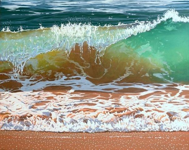 Paul Haggith, 'Shorebreak No. 15', Wentworth Galleries