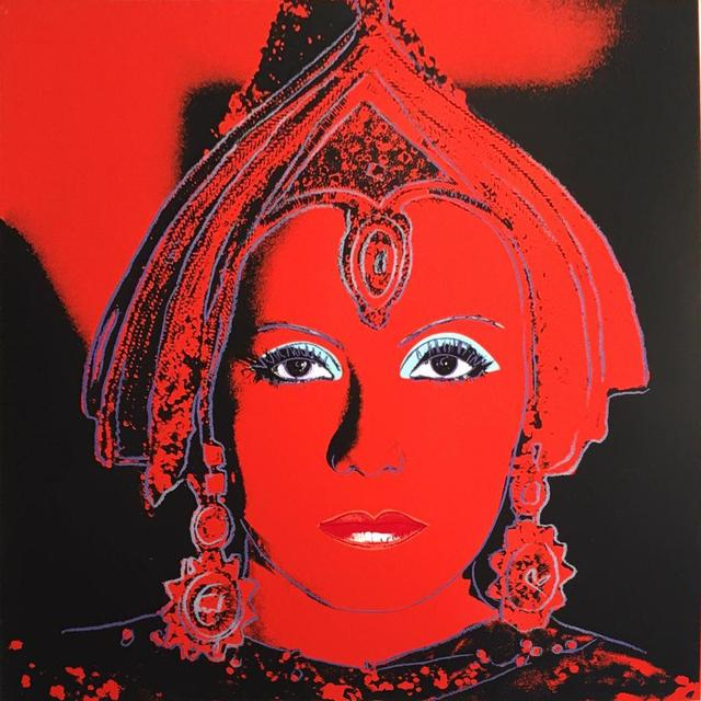 Andy Warhol, 'Myths: The Star II.258', 1981, Hamilton-Selway Fine Art