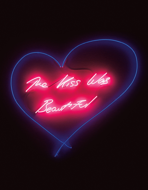 Tracey Emin, 'The Kiss Was Beautiful', 2012, Phillips