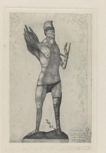 , 'Le Héros à l'aile,' 1905, Centre Pompidou