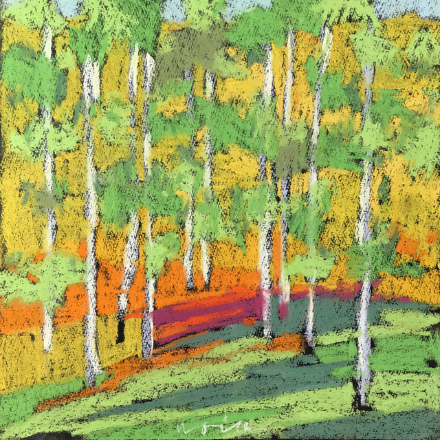 , 'Woodland Bloom,' 2019, Ventana Fine Art