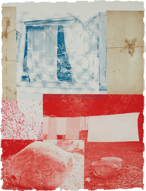 Robert Rauschenberg, 'Rose Bay, from Rookery Mounds', 1979, Phillips