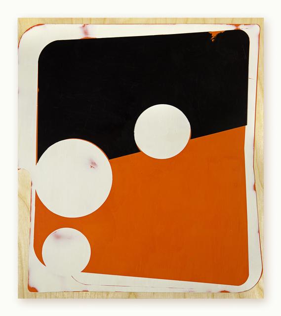 , 'Triur,' 2015, FRED.GIAMPIETRO Gallery