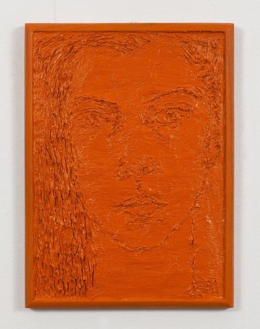 Michelle Rawlings, '(SELF-PORTRAIT)', 2014, TWO x TWO