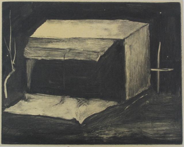 , 'Carton Box in the Dark 黑夜里的纸箱子,' 2013, PIFO Gallery