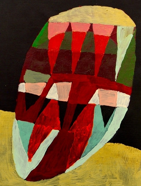, 'mask,' 2017, MARS