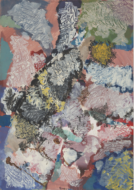 , 'Without a title,' 1966, Gallery Fine Art Moscow