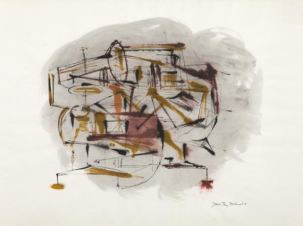 , 'Untitled,' 1954, Caviar20