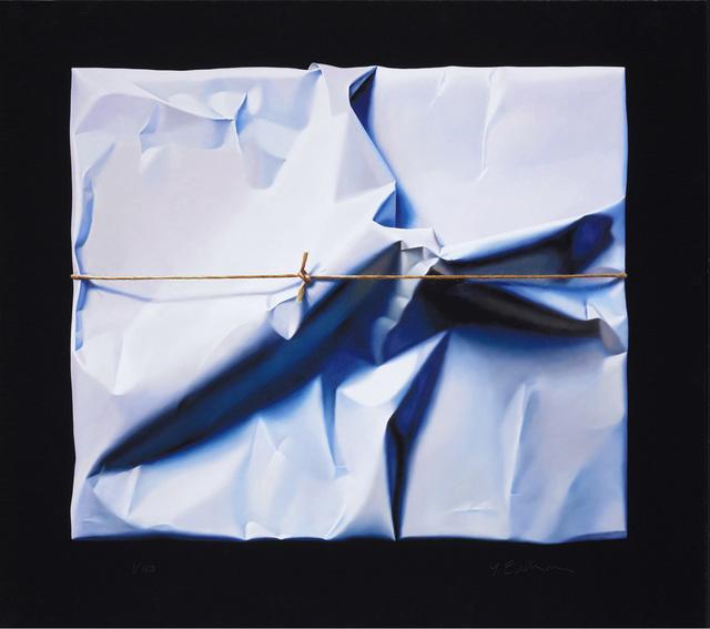 Yrjo Edelmann, 'Balance between grey and blue ', 2008, Galleri GKM