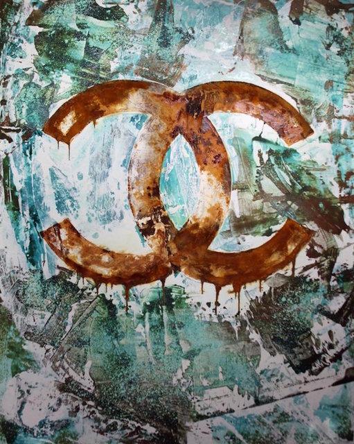 , 'Chanel Rust ,' , Isabella Garrucho Fine Art
