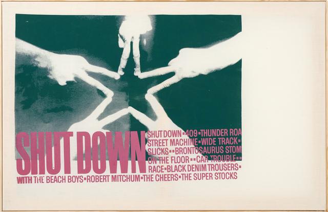 , 'Shut Down #1,' 2014, Museum Dhondt-Dhaenens