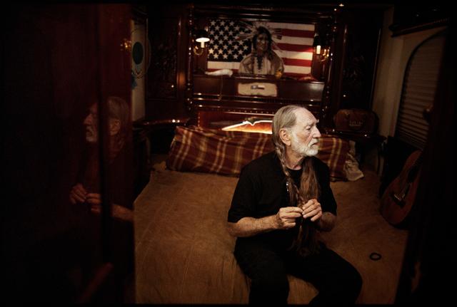 , 'Willie Nelson,' 2005, Milk Gallery