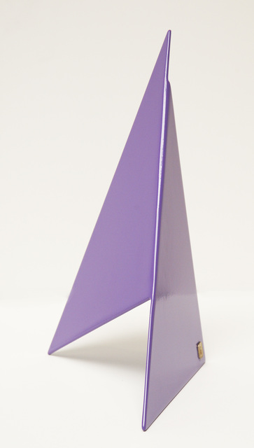 , 'Apex I (Purple),' 2014, David Richard Gallery
