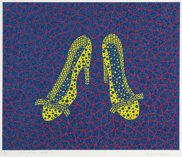 Yayoi Kusama, 'High Heels (4)', 1999, Phillips