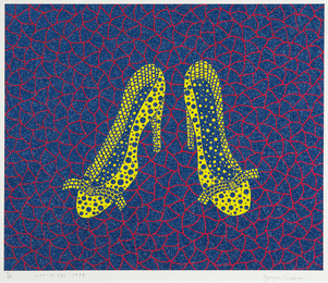Yayoi Kusama, 'High Heels (4),' 1999, Phillips: Evening and Day Editions (October 2016)