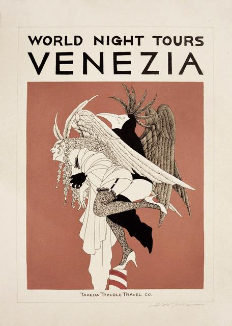, 'VENEZIA,' 2014, Ronin Gallery