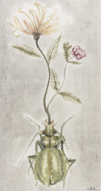 , 'Winter-Insect, Summer-Herb No.1,' 2015, Arthill Gallery