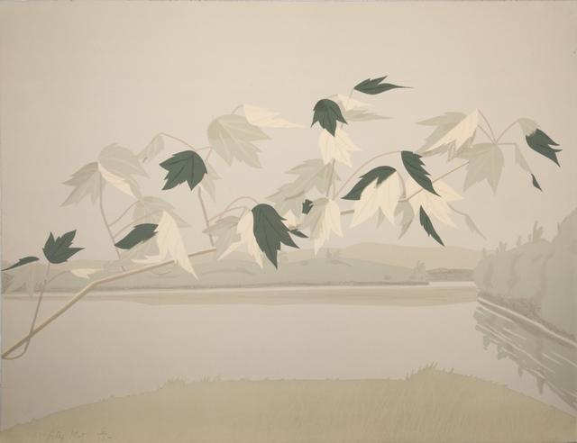 Alex Katz, 'Late July II', 1971, Marlborough