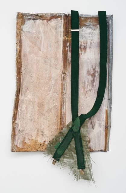 , 'Hobo Detective I,' 2016, Lora Reynolds Gallery