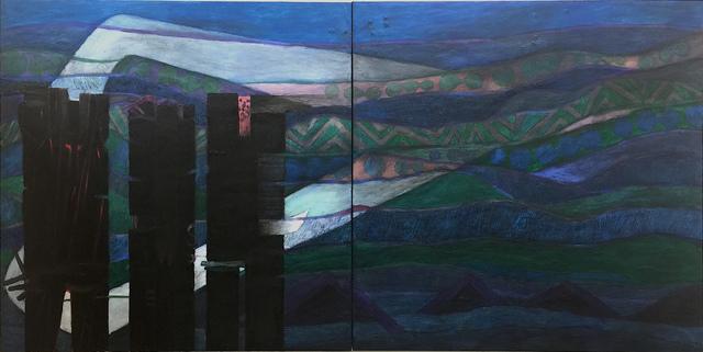 , 'Mar de Lurin,' 1990, Durban Segnini Gallery