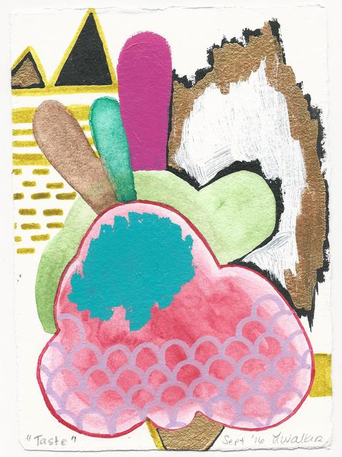 , 'Taste,' 2016, Herringer Kiss Gallery