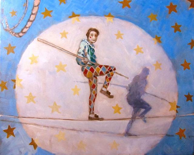 , 'Tightrope Walker,' , Gabarron Foundation