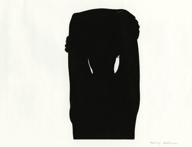 , 'Eleanor (silhouette),' 1948, Etherton Gallery