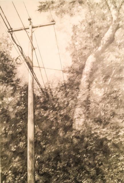 , 'Telephone Line I,' 2014, Cross Contemporary Art