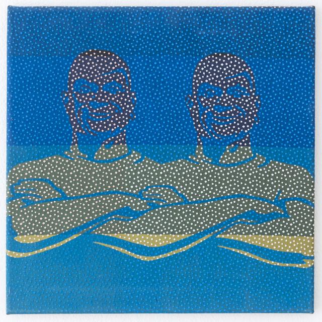, 'DOPPEL-PROPPER,' 2007, Mai 36 Galerie