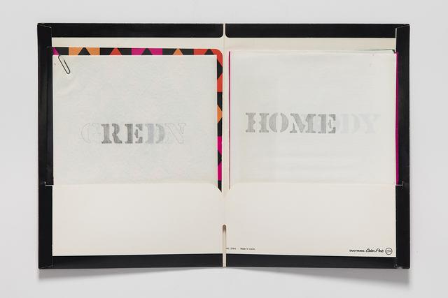 , 'Untitled,' c. 1970, Honor Fraser