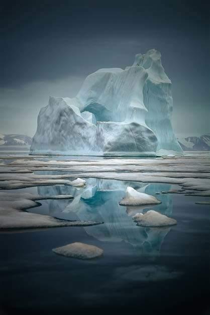 , 'Vanishing North, Greenland,' 2010, Bernheimer Fine Art