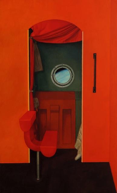 , 'Mir Station.Sleeping Room,' 2015, NK Gallery