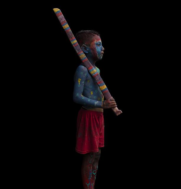 Iwajla Klinke, 'Huastecan Cherubim', 2018, Odon Wagner Gallery