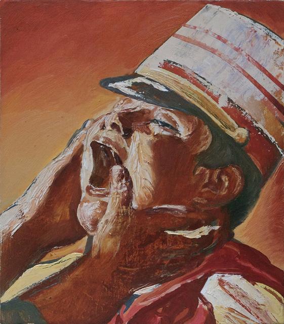 , 'Otolaryngologic Examination - Mouth,' 2013, Danysz Gallery